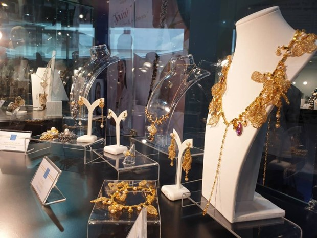 Thailand's jewelry design contest promoting value beyond beauty hinh anh 1