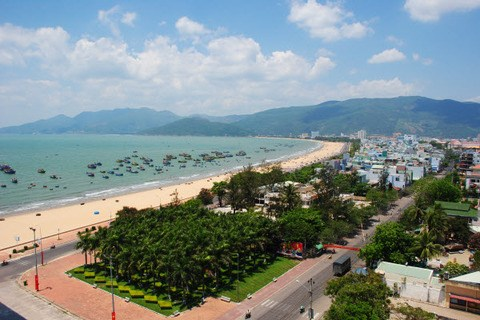 Binh Dinh wants two large projects to seek FDI hinh anh 1