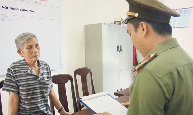Two detained in Phu Yen for suspected anti-State activities hinh anh 1