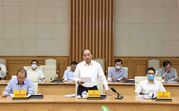 PM commends HCM City's development solutions hinh anh 1