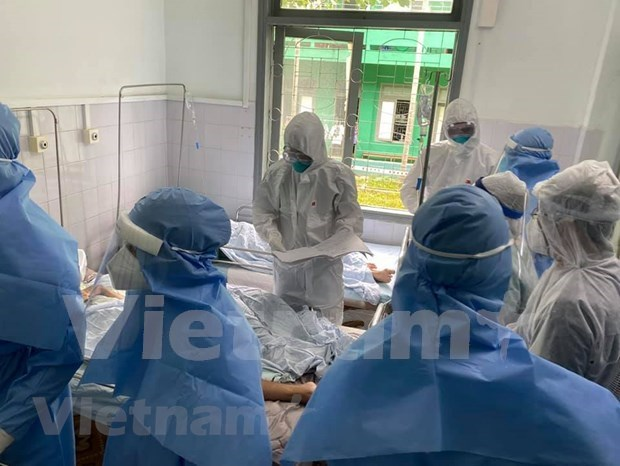 Another COVID-19 patient dies, death toll at 27 hinh anh 1
