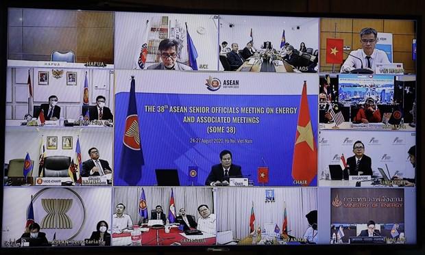 ASEAN senior officials convene online meeting hinh anh 1