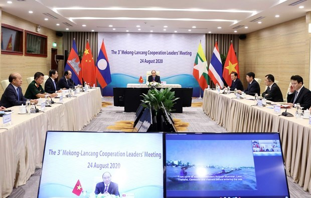 Vietnam actively contributes to Mekong – Lancang cooperation: Deputy FM hinh anh 1