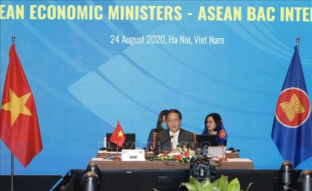 ASEAN looks to promote post-pandemic recovery hinh anh 1