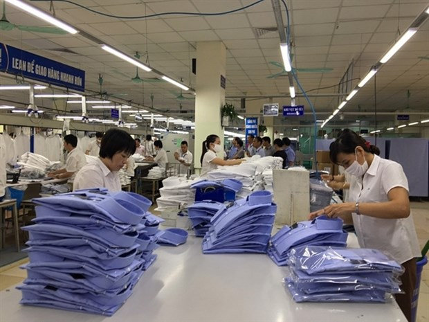 Textile-garment exports to continue declining hinh anh 1