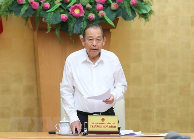 Deputy PM calls for improved aviation safety hinh anh 1