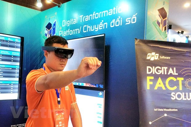 Vietnam strives to have 100,000 digital technology companies by 2030 hinh anh 1