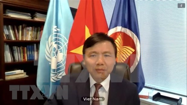 Vietnam calls for stronger cooperation against terrorism hinh anh 1