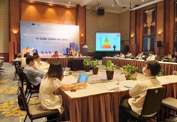 Vietnam Renewable Energy Week 2020 underway hinh anh 1