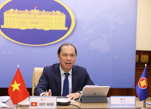 ASEAN, RoK hold 24th dialogue hinh anh 2