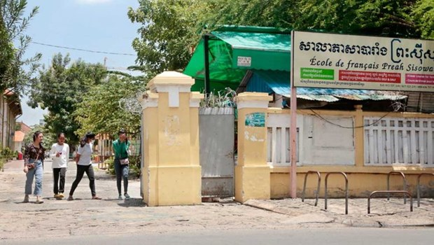 Cambodia's kindergartens, primary schools to reopen in September hinh anh 1