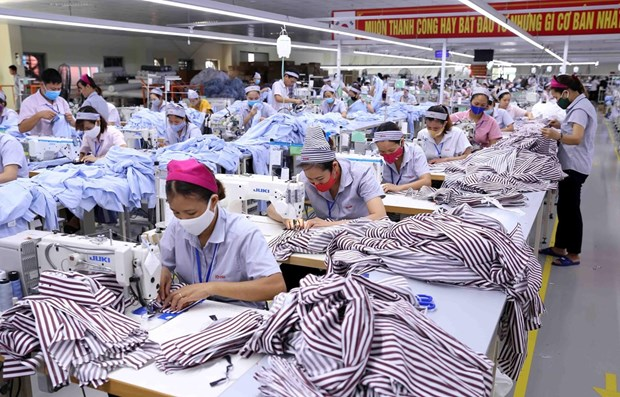 Eight-month FDI attraction hits 19.54 billion USD hinh anh 1