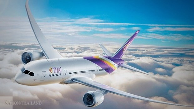 Thai Airways ready to carry foreign tourists hinh anh 1