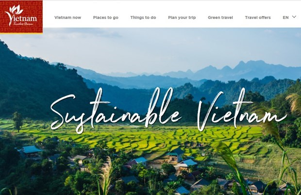 Vietnam tourism launches sustainable travel showcase online hinh anh 1