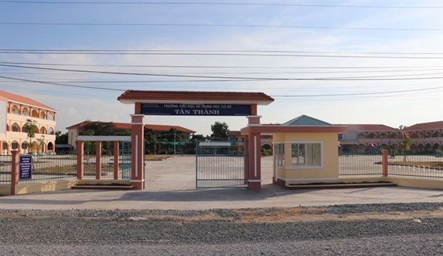 Schools ready for new academic year hinh anh 1