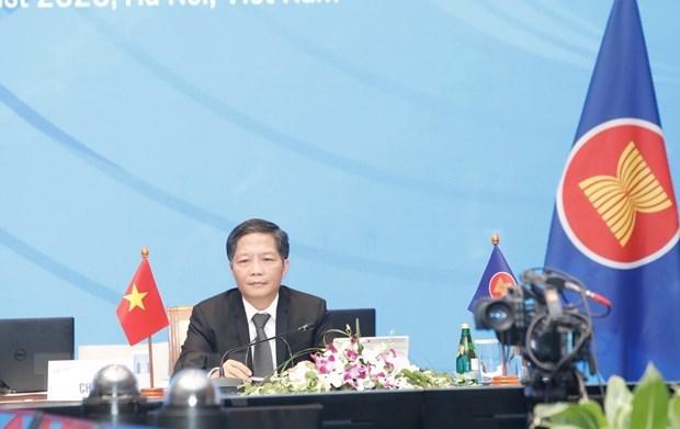 ASEAN, Canada look to negotiate bilateral trade deal hinh anh 1