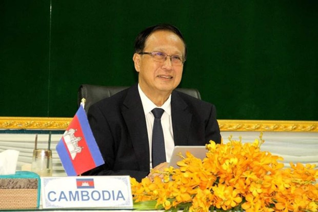 Cambodia backs use of digital technology hinh anh 1