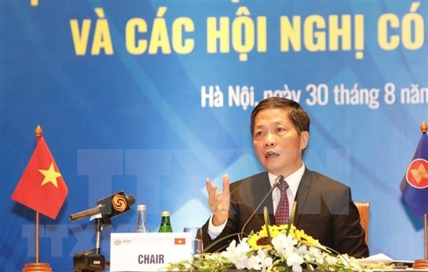 ASEAN prioritises RCEP signing by year's end hinh anh 1