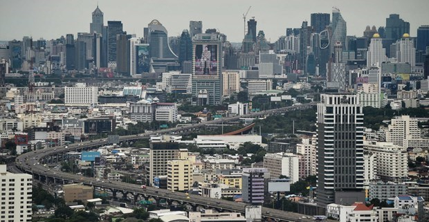 Thai economy improves in July: central bank hinh anh 1