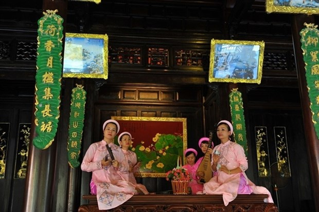New project on preserving Vietnamese folk arts launched hinh anh 1