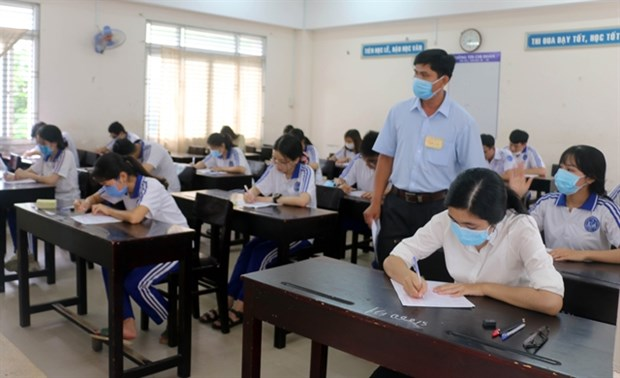 Poor English exam results reflect teaching quality: experts hinh anh 1