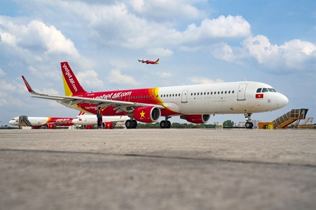 Vietjet Air offers half priced fares to celebrate National Day hinh anh 1