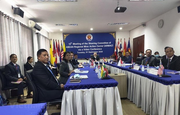 Vietnam initiative adopted at ARMAC Steering Committee meeting hinh anh 1