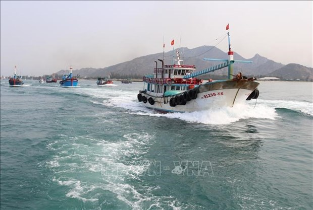Vietnam - China agreement on fishery cooperation in Tonkin Gulf expires hinh anh 1