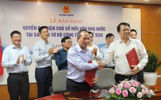 MoIT transfers State ownership in Sabeco to SCIC hinh anh 1