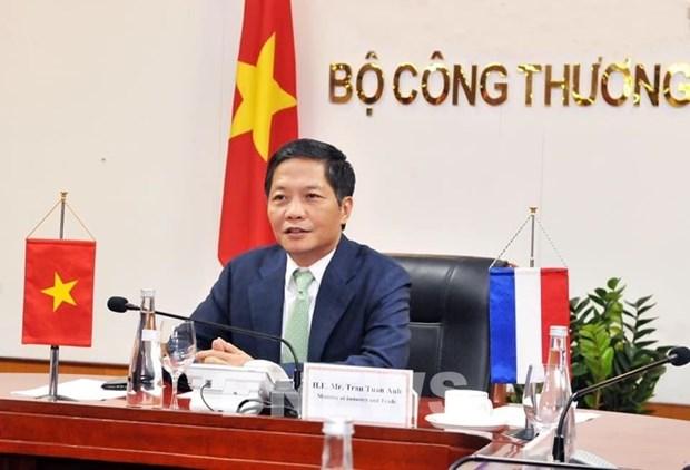 Vietnam, Netherlands eye stronger trade ties hinh anh 1