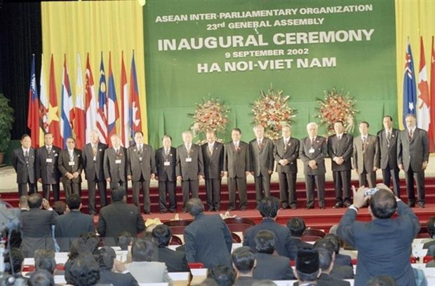 AIPA - Successful symbol of ASEAN unity in diversity hinh anh 1