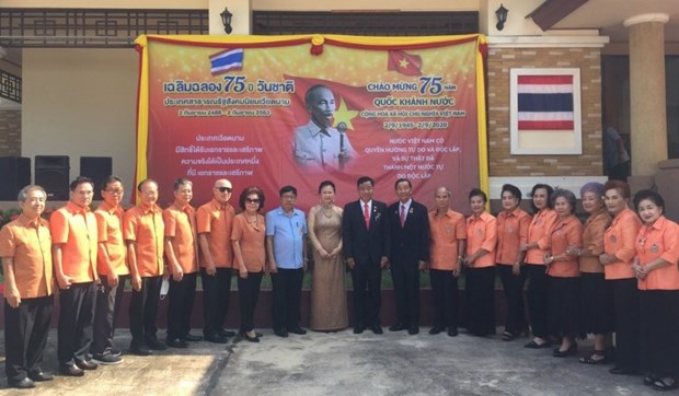 National Day marked in Thailand, Myanmar hinh anh 1