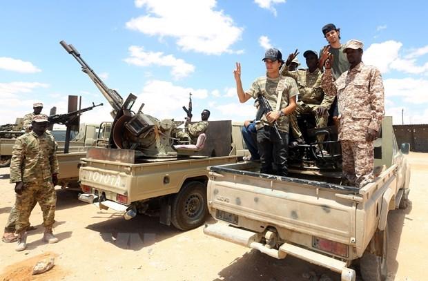 Vietnam calls for resumption of peace talks in Libya hinh anh 1