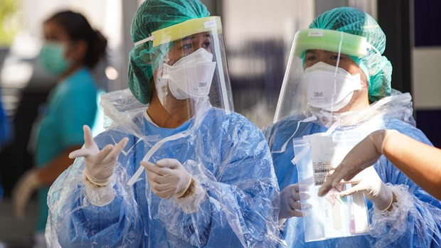 Thai exporters urged to make use of FTAs to boost shipments of medical supplies hinh anh 1