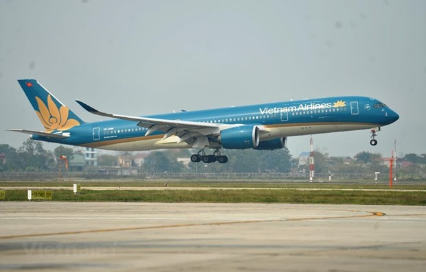 Vietnam Airlines to re-start six domestic routes hinh anh 1