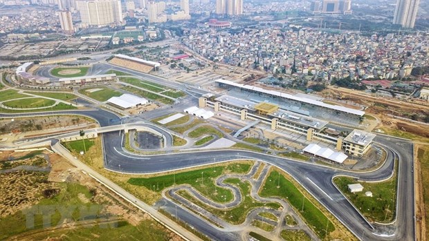 F1 Vietnam Grand Prix tickets remain valid for eventual race hinh anh 1