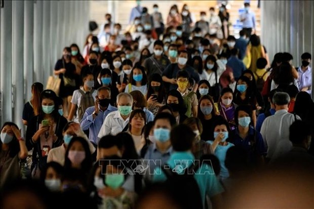 Laos conducts COVID-19 tests for over 40,000 people hinh anh 1