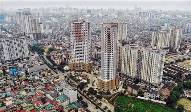 Real estate investors advised to focus on new urban areas in Hanoi hinh anh 1