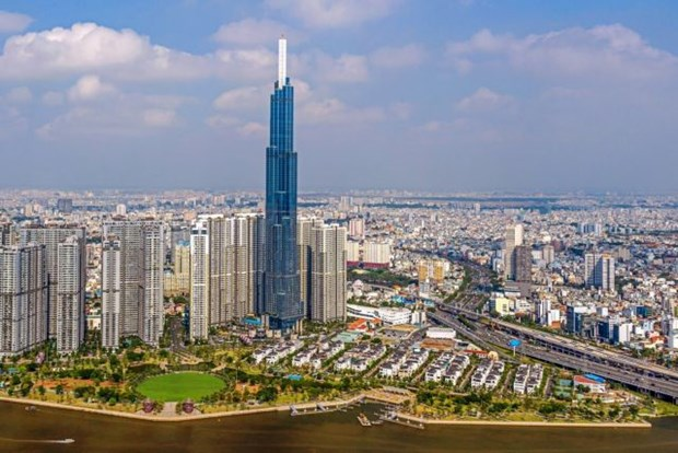 Smart cities in Vietnam hold solution to pandemic hinh anh 1