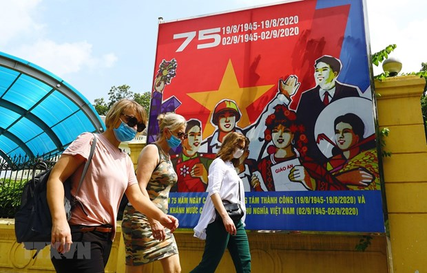More congratulations to Vietnam on 75th National Day hinh anh 1