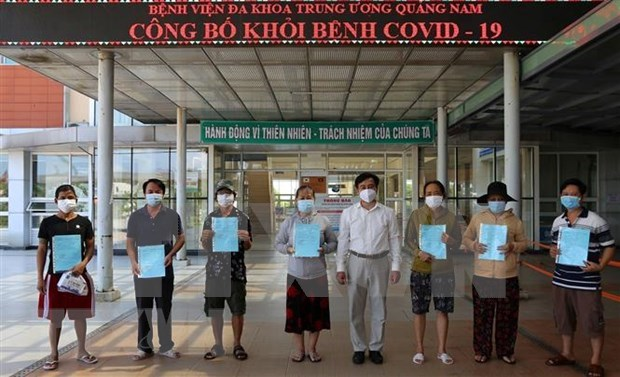 COVID-19: No new cases over past 12 hours hinh anh 1
