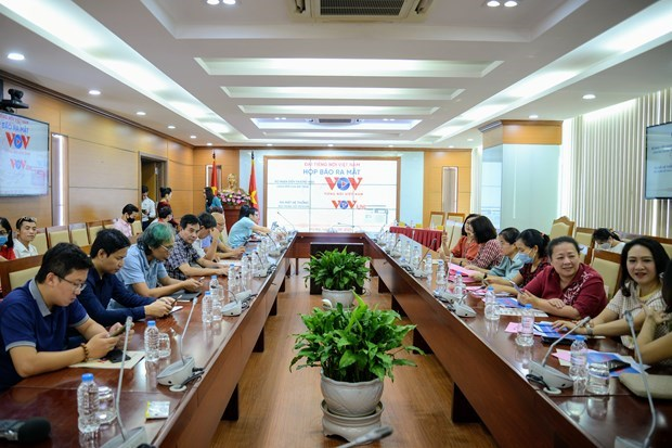 Radio Voice of Vietnam targets internet users with new digital platform hinh anh 1