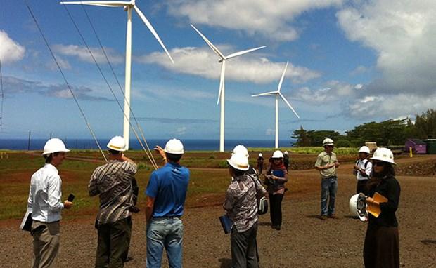 Indonesia, Australia cooperate on green energy development hinh anh 1