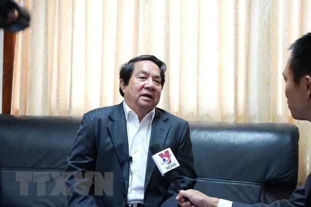 AIPA 41: Cambodian NA Secretary General appreciates Vietnam's initiatives hinh anh 1