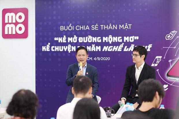 MoMo e-wallet has 20 million users hinh anh 1