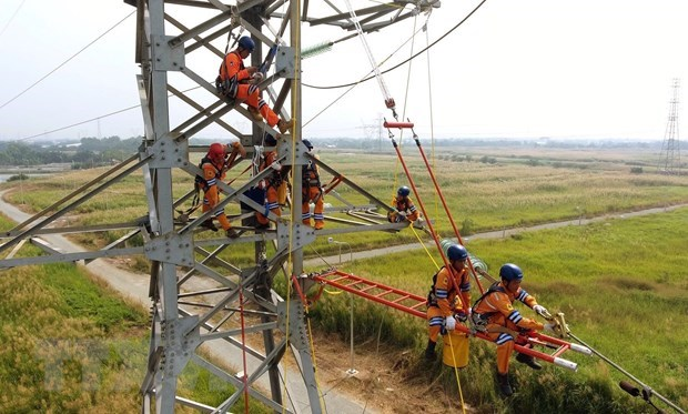 Power supply is sufficient next year: EVN hinh anh 1