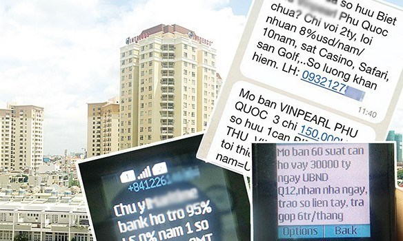 Real estate sellers to push social media and e-commerce marketing amid crackdown on spam hinh anh 1