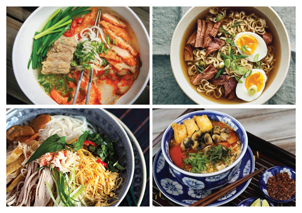 Vietnamese cuisine earns five world records hinh anh 1