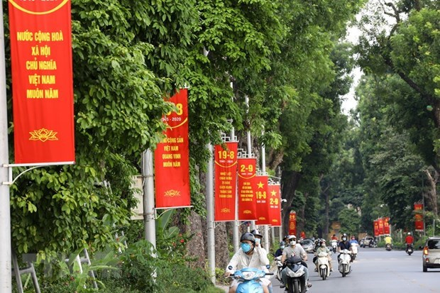 More world leaders congratulate Vietnam on 75th National Day hinh anh 1