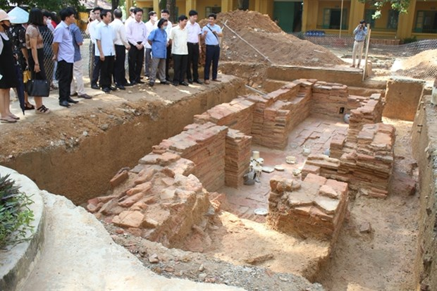 Excavation of ancient tomb reveals unknown history hinh anh 1